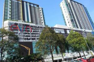 Evosoho Suite @ Bandar Baru Bangi, Apartmány  Kampong Sungai Ramal Dalam - big - 12
