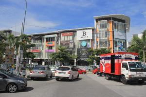 Evosoho Suite @ Bandar Baru Bangi, Apartmány  Kampong Sungai Ramal Dalam - big - 16