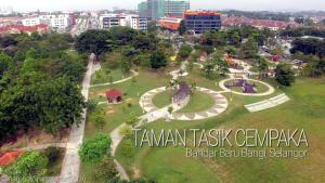 Evosoho Suite @ Bandar Baru Bangi, Apartmány  Kampong Sungai Ramal Dalam - big - 18