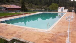 Montserrat La Calsina, Country houses  Monistrol - big - 28