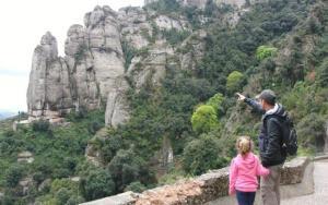 Montserrat La Calsina, Country houses  Monistrol - big - 34