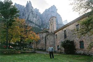Montserrat La Calsina, Country houses  Monistrol - big - 31