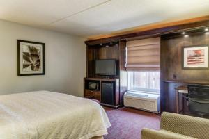 Hampton Inn & Suites Detroit/Airport Romulus, Отели  Ромьюлес - big - 11