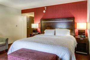 Hampton Inn & Suites Detroit/Airport Romulus, Отели  Ромьюлес - big - 12