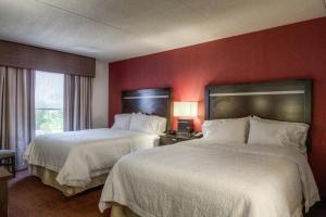 Hampton Inn & Suites Detroit/Airport Romulus, Отели  Ромьюлес - big - 14
