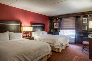 Hampton Inn & Suites Detroit/Airport Romulus, Отели  Ромьюлес - big - 19