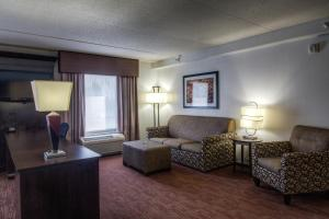 Hampton Inn & Suites Detroit/Airport Romulus, Отели  Ромьюлес - big - 21