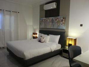 Key Boutique Hotel, Hotels  Lomé - big - 32