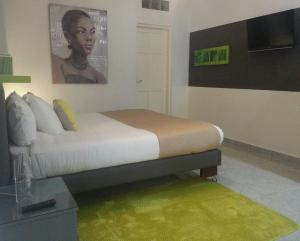 Key Boutique Hotel, Hotels  Lomé - big - 36