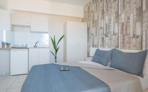 Silver Sun Studios & Apartments, Aparthotels  Malia - big - 47