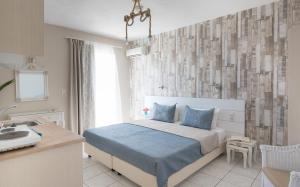 Silver Sun Studios & Apartments, Aparthotels  Malia - big - 39