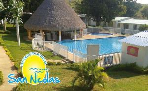 CABAÑAS SAN NICOLAS, Отели  Girardot - big - 11