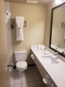 Travelodge by Wyndham Whitecourt, Szállodák  Whitecourt - big - 6