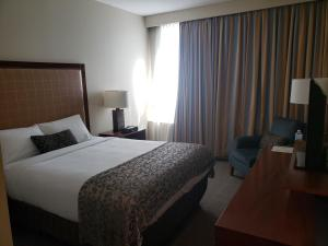 Travelodge by Wyndham Whitecourt, Szállodák  Whitecourt - big - 9