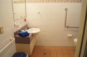 Accommodation on Denham, Motel  Townsville - big - 4