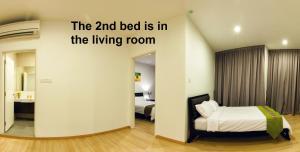 Luxfort 118 Service Suites, Ferienwohnungen  Tanjung Bungah - big - 14