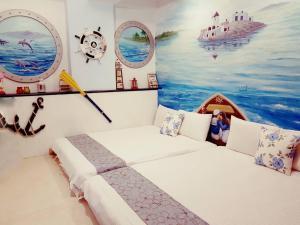 La Ville Voyage Hualien, B&B (nocľahy s raňajkami)  Jian - big - 18