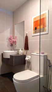 Evosoho Suite @ Bandar Baru Bangi, Apartmány  Kampong Sungai Ramal Dalam - big - 20