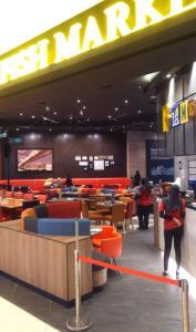 Evosoho Suite @ Bandar Baru Bangi, Apartmány  Kampong Sungai Ramal Dalam - big - 28