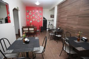Pousada Quedas D'água, Гостевые дома  Фос-ду-Игуасу - big - 35