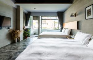 Jiufen The Ore Inn, Bed & Breakfasts  Jiufen - big - 25