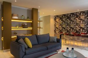 Two-Bedroom Suite l'Elégant
