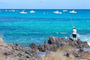 Casita Burgao, Ferienwohnungen  Punta de Mujeres - big - 20