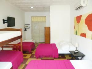 Hotel Santa Cruz, Hotel  Cartagena de Indias - big - 9