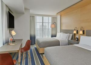 Canopy By Hilton Washington DC Bethesda North, Отели  North Bethesda - big - 13