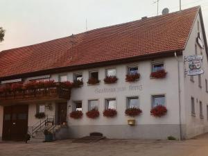 Gasthaus zum Kreuz, Gasthäuser  Grafenhausen - big - 13