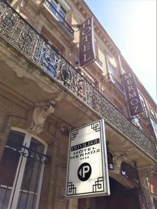 Privilège Hôtel Mermoz, Szállodák  Toulouse - big - 28
