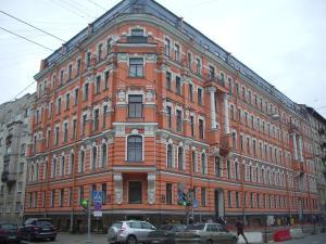 Аллюрия на Мытнинской, Отели  Санкт-Петербург - big - 1
