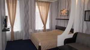 Аллюрия на Мытнинской, Отели  Санкт-Петербург - big - 7