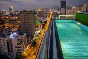 Ocean Haven Hotel, Hotel  Da Nang - big - 47