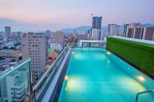 Ocean Haven Hotel, Hotel  Da Nang - big - 49