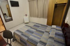 Hotel Vitoria, Szállodák  Pindamonhangaba - big - 8