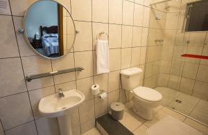 Hotel Vitoria, Hotely  Pindamonhangaba - big - 9