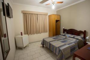 Hotel Vitoria, Szállodák  Pindamonhangaba - big - 10