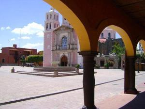 Casa Tequisquiapan, Ferienhöfe  Tequisquiapan - big - 23