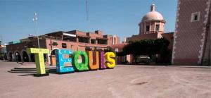 Casa Tequisquiapan, Ferienhöfe  Tequisquiapan - big - 32