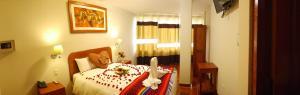 Hotel Wiracocha Inn, Hotel  Machu Picchu - big - 42