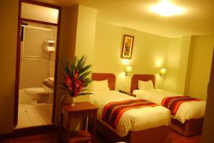 Hotel Wiracocha Inn, Hotel  Machu Picchu - big - 40