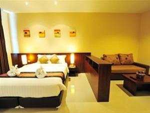 Green World Palace Hotel, Hotely  Songkhla - big - 12