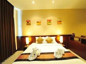 Green World Palace Hotel, Hotel  Songkhla - big - 26