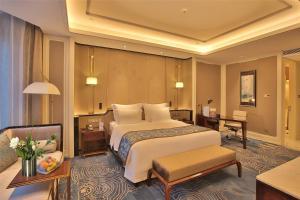 Wyndham Hotel Qingdao XinJiang, Hotels  Qingdao - big - 42