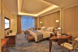Wyndham Hotel Qingdao XinJiang, Hotels  Qingdao - big - 41
