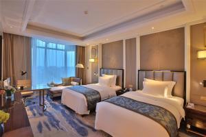 Wyndham Hotel Qingdao XinJiang, Hotels  Qingdao - big - 40