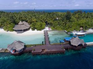 Ellaidhoo Maldives by Cinnamon, Курортные отели  Хангнаамеедхоо - big - 31