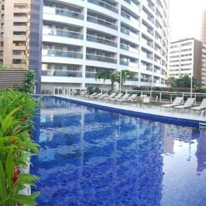 My Way - The best, Nascente, Frente Mar, Апартаменты  Форталеза - big - 27