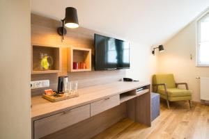 Das Grüne Hotel zur Post - 100 % BIO, Отели  Зальцбург - big - 15